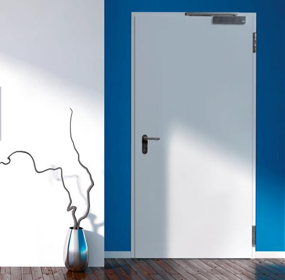 feuerschutzt ren premio novoferm. Black Bedroom Furniture Sets. Home Design Ideas