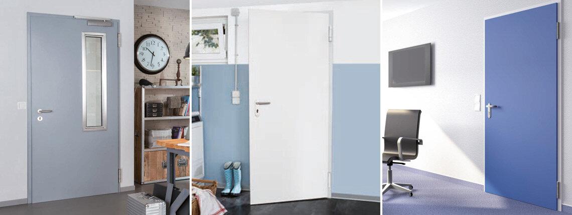 Türen und Zargen von Novoferm