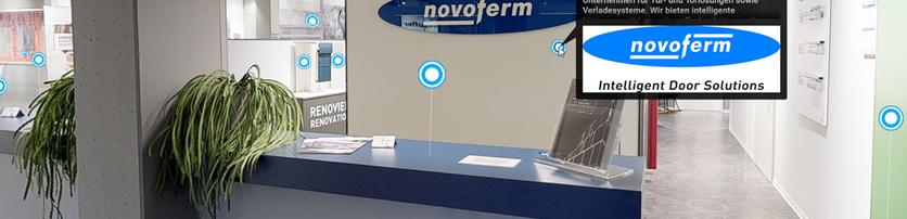 Showroom Novoferm Dortmund DE
